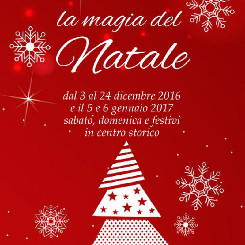 Schio and the Christmas' Magic